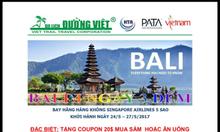 TOUR DU LỊCH BALI - BIỀN & ĐẢO LEMBONGAN HÈ 2017
