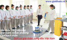 Giặt thảm văn phòng, giặt ghế tại quận Hoàn Kiếm