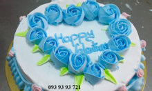 Học Làm bánh sinh nhật mở quán kinh doanh