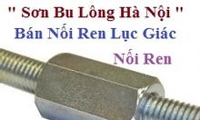 Ê cu dài nối ren M20/M24/M30, bán ống tròn nối ren inox, giá rẻ