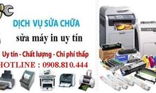 Sửa máy in tại Bình Tân, Bình Chánh