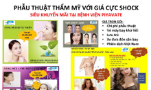 Phẫu thuật thẩm mỹ tại Thái Lan
