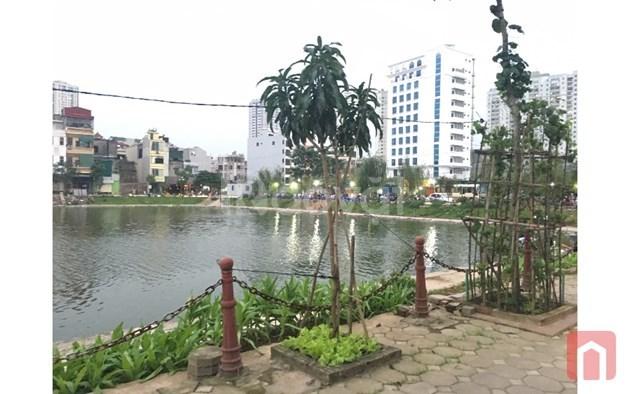 Bán nhà phân lô 5 tầng Nguyễn Thái Học, Hà Đông
