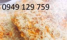 CƠM CHÁY CHÀ BÔNG NHÀ LÀM SẠCH NGON 120K/500G