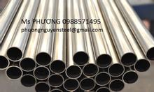 Ống inox 304/304L, inox 316/ 316L, inox 201