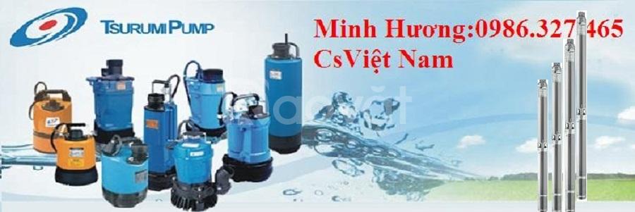 Máy bơm chìm nước thải tsurumi 1.5kW, 2.2kW