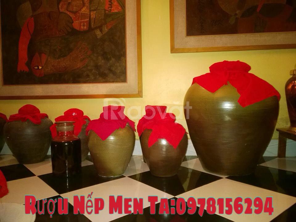 Rượu Việt Truyền Thống