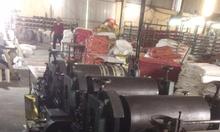 Bán máy dệt, in, tráng, kéo sợi, tạo hạt pp