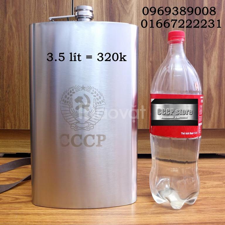 Bình inox đa năng CCCP hàng chất giá tốt