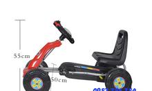 Xe đạp trẻ em 4 bánh kiểu xe đua F1A