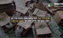 Công ty in túi giấy giá rẻ TPHCM