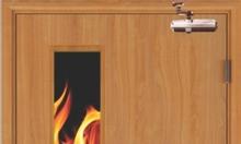 chuyên sản xuất cửa thép chống cháy