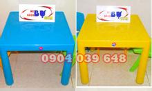 Bộ Bàn ghế nhựa cho bé giá rẻ 300K