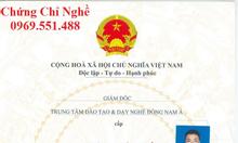 Cấp Nhanh Chứng Chỉ Thợ Hàn Tại Hà Nội