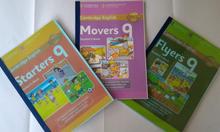 Sách Starters-Movers-Flyers-KET-PET in màu 300k/bộ
