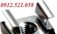 Screw nut/Đai ốc cài 6/8/10,ê cu vuông:0913521058