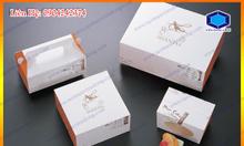 Vỏ hộp giấy đựng bánh sinh nhật đẹp, rẻ tại Hà Nội