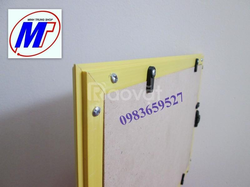 Bán khung giấy khen nhựa giả gỗ