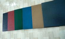 Thảm trải sàn lót tạ dành cho phòng Gym