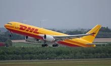 Cpn DHL tại Nam Tân Uyên Bình Dương