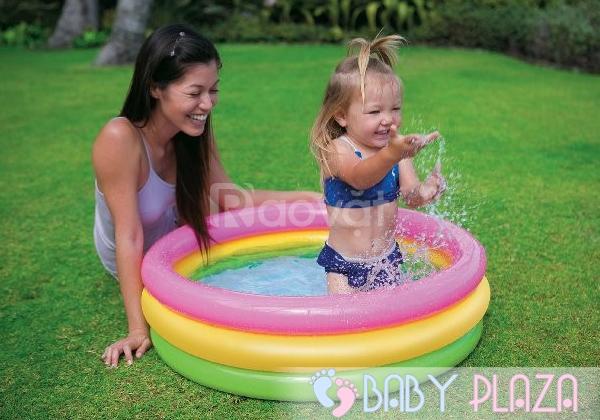 Bể bơi mini dành cho trẻ giá rẻ Cần Thơ