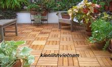 Vỉ lót sàn - sàn gỗ vỉ nhựa