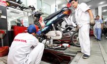 Tuyển gấp thợ chính và thợ phụ sửa chữa bảo dưỡng xe máy