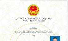 Cấp Chứng Chỉ thợ hàn tại Bắc Ninh lh 0945651195