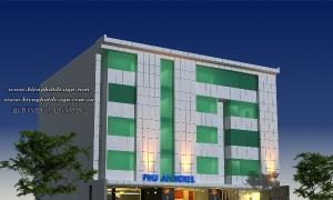 Kiến Phát - Chuyên thiết kế khách sạn đạt chuẩn sao