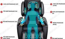Ghế massage toàn thân Shika SK-111 giảm đau nhức