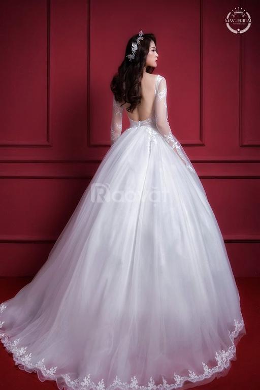 Chuyển nhượng thương hiệu Váy cưới May's Bridal