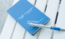 Sổ Tay (Notebook)- Sổ da in ấn Logo theo yêu cầu
