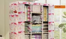 Tủ vải Khung gỗ đặc biệt - Giá rẻ