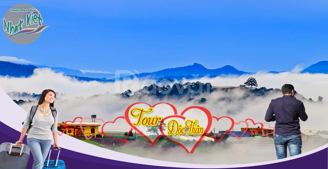 Tour du lịch Đà lạt dành cho người độc thân