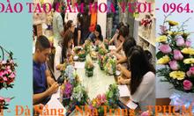 Dạy cắm hoa tươi nghệ thuật ở Đà Nẵng