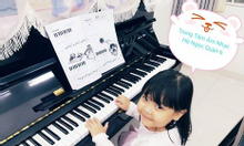 Nhận dạy PIANO, GUITAR, THANH NHẠC, VẼ tại quận 6