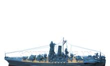 Gỗ Việt Mỹ Nghệ bán mô hình tàu chiến gỗ Yamato