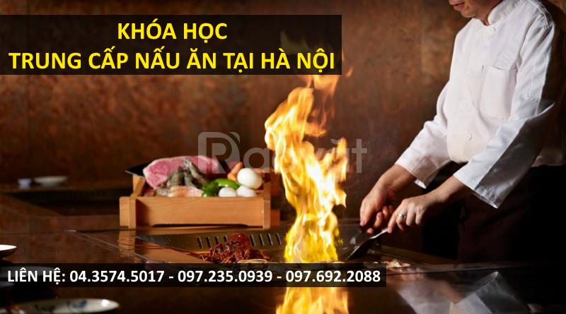 Trường dạy trung cấp Nấu ăn chính quy cuối tuần