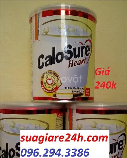 Sữa Calosure heart giá 239k giá rẻ nhất Hà Nội