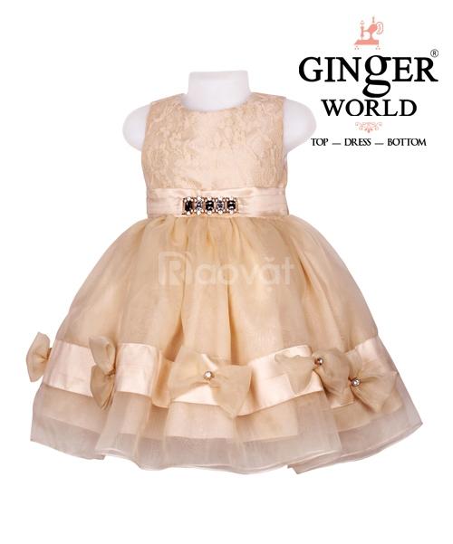 Ginger world buôn bán váy công chúa, đầm dự tiệc