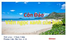 TOUR DU LỊCH CÔN ĐẢO 3N2D
