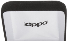 Zippo Gear Design Pocket Lighter, Brushed Brass