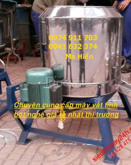 Máy nghiền bột nghệ tươi nghiền bột sắn dây