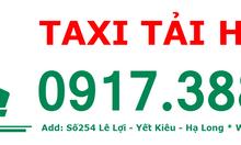 Dịch vụ taxi tải Bãi Cháy