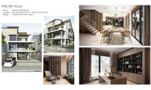 Thiết kế và thi công Ngoại_Nội thất Hồ Chí Minh