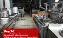 Thiết bị bếp công nghiệp khuyến mại 15%