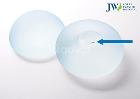 Nâng ngực nội soi túi Nano Chip tại Bệnh Viện JW