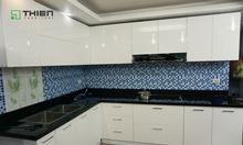 Tủ bếp gỗ Acrylic là gì?