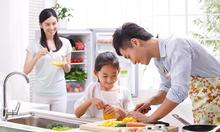 Khóa học nấu ăn gia đình, dạy nấu ăn gia đình