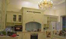 Thi công tủ bếp tại Nội thất Xline